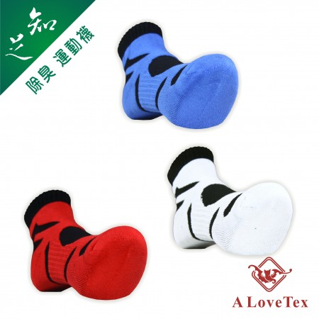 樂福織品 Ferrari 籃球襪